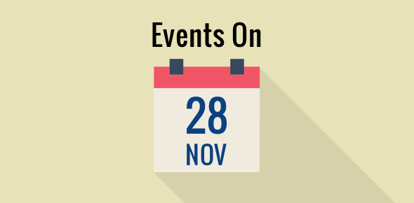Events on 28 November