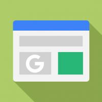 Google AdSense heatmap of web pages