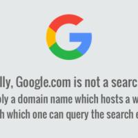 Google.com is a domain name