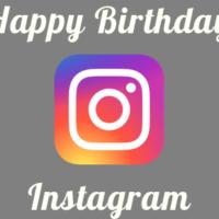 Instagram's Birthday