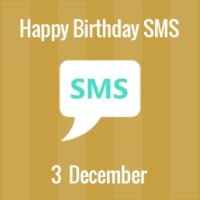 Happy Birthday SMS - Short Messaging Service