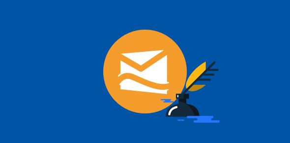 How do I create Hotmail email signature?