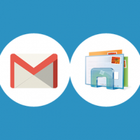 How do I add a Gmail email on Windows Mail?
