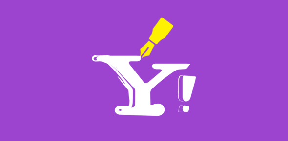 How do I put an image or logo in Yahoo email signature?