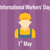 International Worker's Day - 1 May