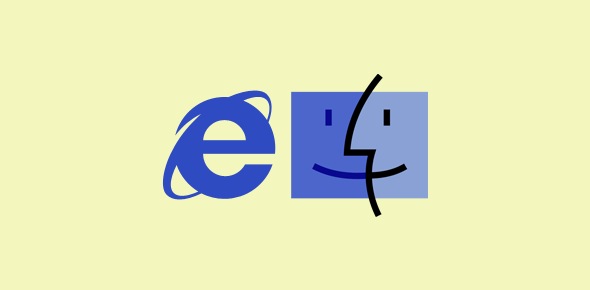 Internet Explorer for Mac – usage and stats