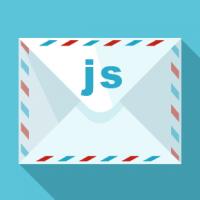 JavaScript email