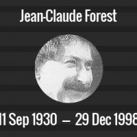 Jean-Claude Forest Death Anniversary - 29 December 1998