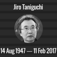Jiro Taniguchi Death Anniversary - 11 Feb 2017