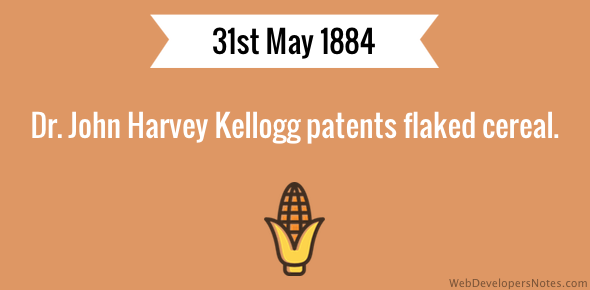 john harvey kellogg and product John harvey kellogg, a surgeon who ran a health spa in michigan, later  would  become the first popular product to offer a discount coupon.