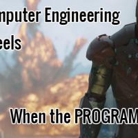How a Computer Engineering student feels, When the PROGRAM Compiles