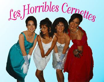 Les Horribles Cernettes in 1992