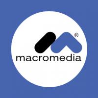 Macromedia graphics software