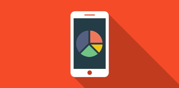 Mobile web browser usage statistics
