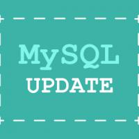 My SQL tutorial - Updating records