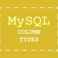 MySQL database Column Types