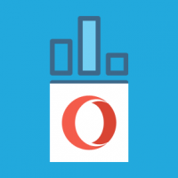 Opera usage statistics