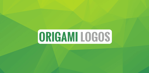 Origami Logos Of Famous Companies And Popular Web Sites