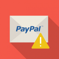 Paypal phishing emails - scam attacks with actual examples