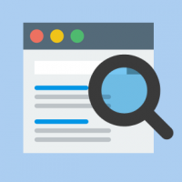 Personal website search engines - making it easy for visitors