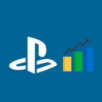 Playstation web browser statistics
