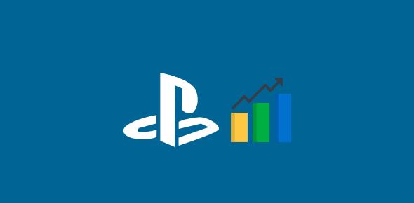 Playstation web browser statistics