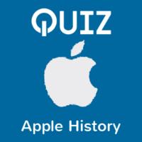 quiz-apple-history