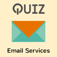 quiz-email-services