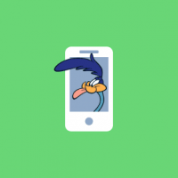 How do I set up Roadrunner email on the iPhone?