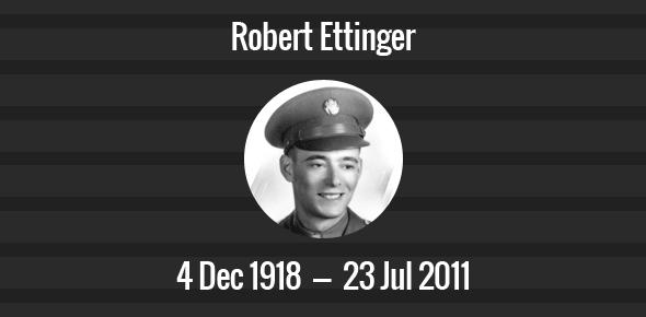 Robert Ettinger