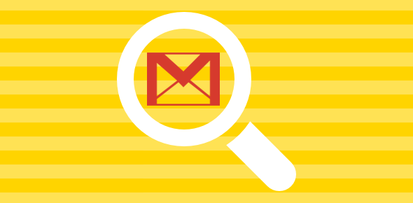 Search Gmail email messages