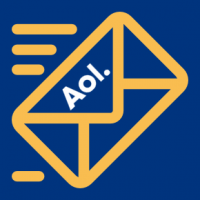 How to seend email message from a AOL account