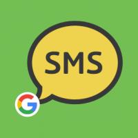 Google SMS service