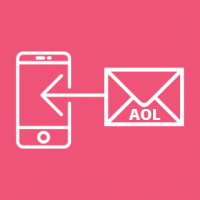 How do I set up AOL email on iPhone?