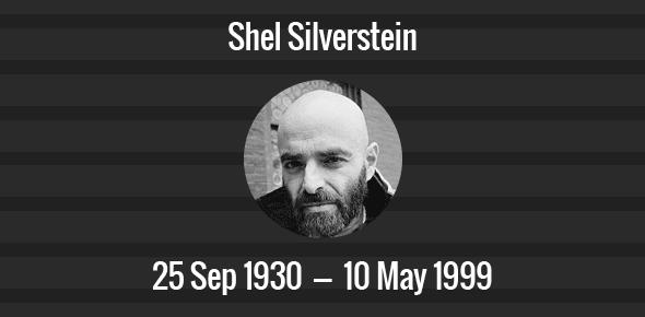Shel Silverstein Death