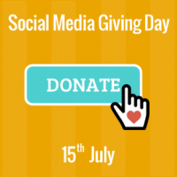 Social Media Giving Day - 15 July
