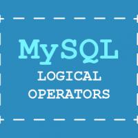 SQL primer - Logical Operators