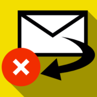 How to stop or cancel an email message?