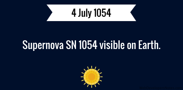 SN 1054