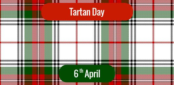 Tartan Day - 6 April