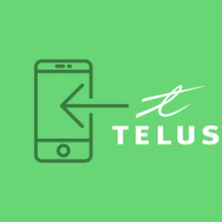 How do I get Telus email on the iPhone?