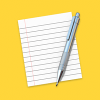 TextEdit on the Mac is an alternative for Windows Notepad