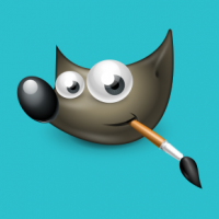 The Gimp graphics program for Linux and Unix