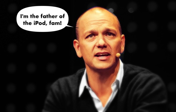 Tony Fadell - father of the iPod
