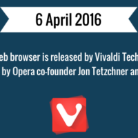 Vivaldi web browser released