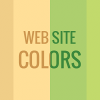Web site colors