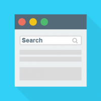 Web site search engines