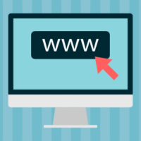 What was the world's first web site?