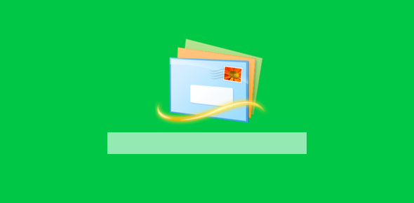 Windows Live Mail toolbar missing?