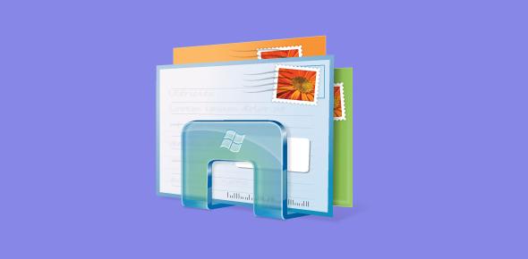 Windows Vista email program